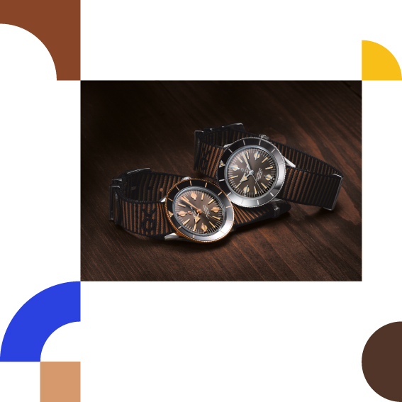 Breitling Watch Superocean Heritage ECONYL®