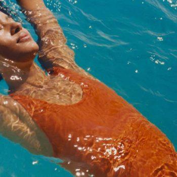 Econyl swimsuit