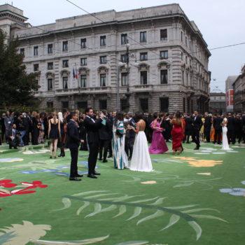Green carpet Fashion Awards 2019