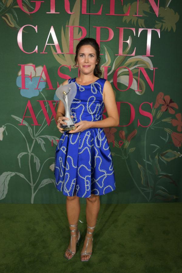 Veronika Mikos by Healthy Seas. A-Lab Milano dress