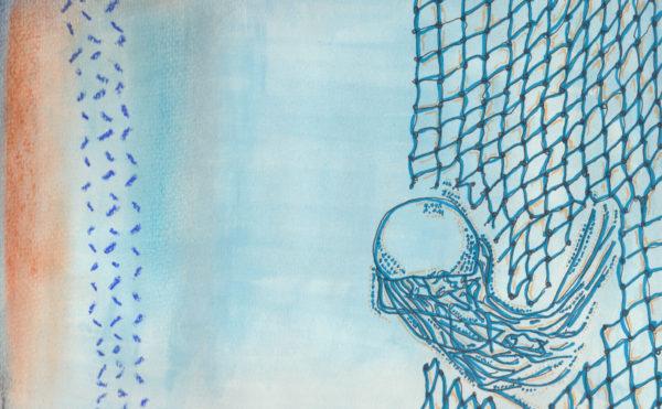 isobel-morris-recycled-net-rug-initial-drawing-econyl-sarawagi-the-ruggist