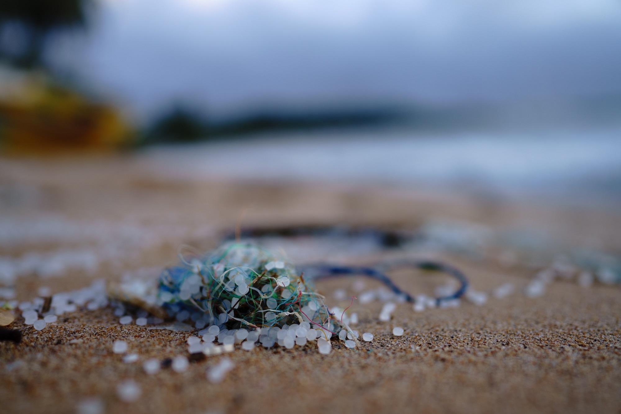 Microplastics and Plastic in the Sea